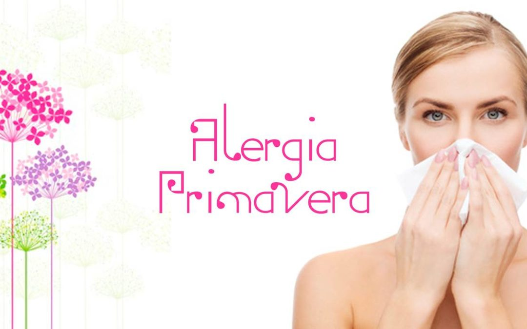 Por fin primavera.. ¿Como prevenir las alérgias?