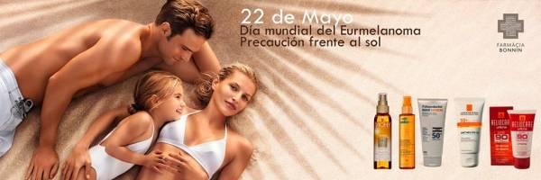 Día mundial del Euromelanoma 2014