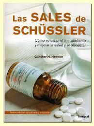 Sales de Schussler_libro