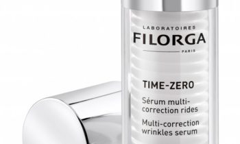 TIME ZERO de FILORGA  ¡las arrugas vuelven al punto cero!