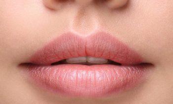 Labios con volumen en un pis pas