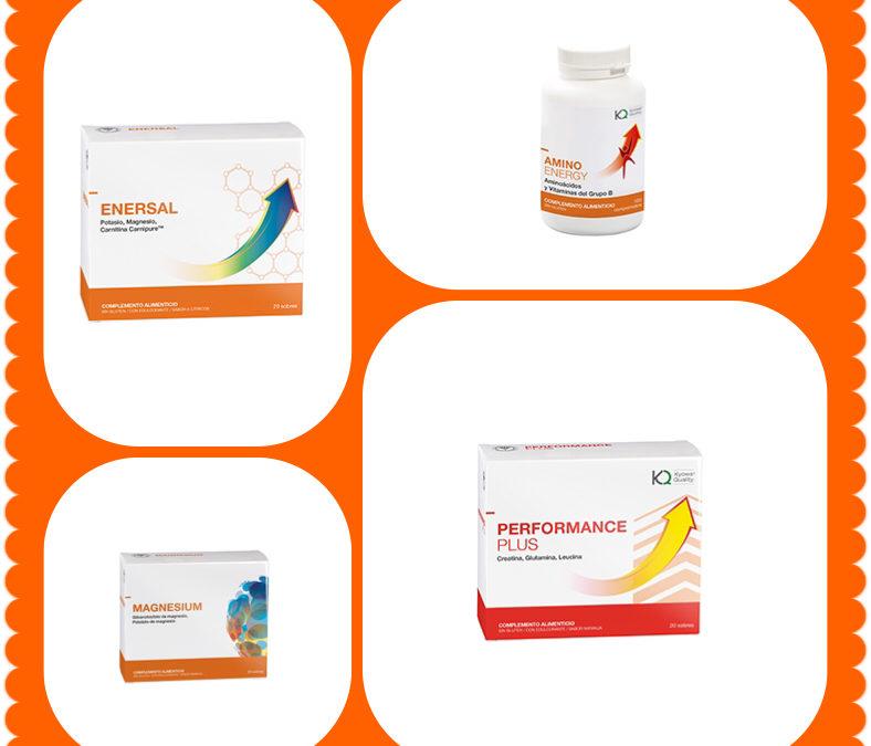 Nuevos productos Sanudiet: Salud muscular y deporte.