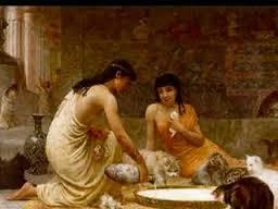 AHA y Cleopatra