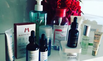 ¿Cuántos productos cosméticos usas en tu rutina diaria?