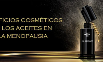 Beneficios cosméticos de los Aceites en la menopausia