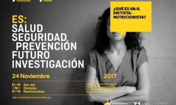 DIA DEL DIETISTA-NUTRICIONISTA 2017