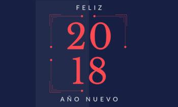 HOY EN VEZ DE PROPOSITOS, INTENCIONES. FELIZ 2018…