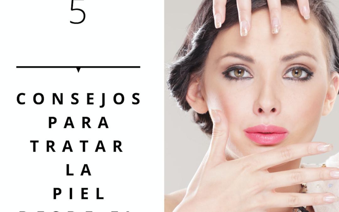 5 Consejos para tratar la piel desde el interior