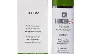 Endocare-C Ferulic Edafence, un paso más frente al estrés ambiental.