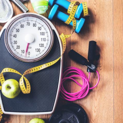 Metformina micronizada para pérdida de peso.
