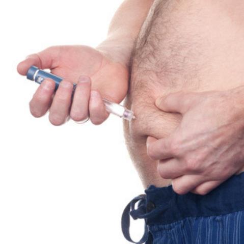 SAXENDA, un medicamento para la obesidad.
