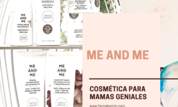 ME AND ME: Cosmética para mamás geniales.