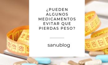 ¿Pueden algunos medicamentos evitar que pierdas peso?