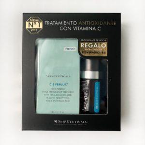 Skinceuticals CE Ferulic 30 ml + REGALO Resveratrol 15 ml