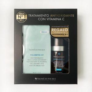 Skinceuticals Phloretin CF 30 ml + REGALO Resveratrol 15 ml