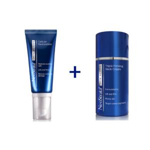 Pack Neostrata Skin Active Cellular Restoration 50 ml + Crema Reafirmante Cuello y Escote 80 ml