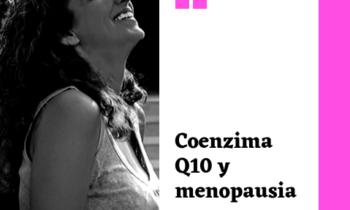 Coenzima Q10 y Menopausia.