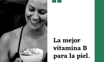 La mejor vitamina B para la piel: Niacinamida