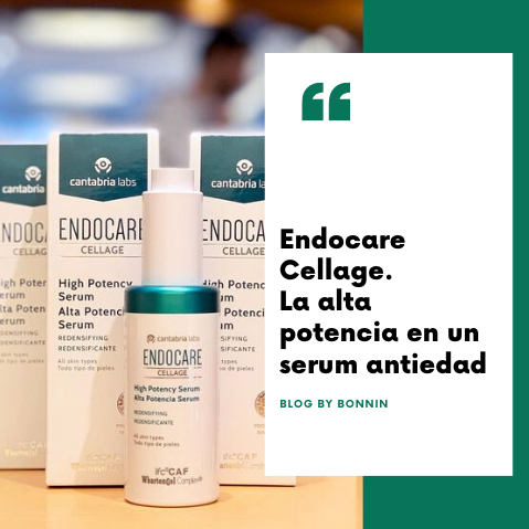 Endocare Cellage Serum, la alta potencia antiedad.