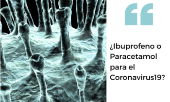 ¿Ibuprofeno o Paracetamol para el Coronavirus19?
