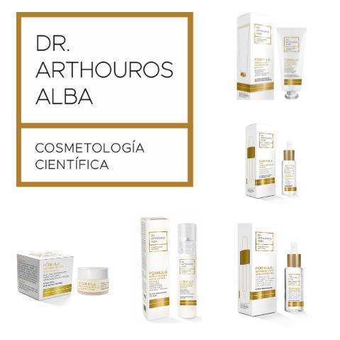 Cosmetología científica Dr Arthouros Alba