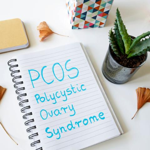 Tratamiento nutricional en el síndrome de ovario poliquístico  (SOP)