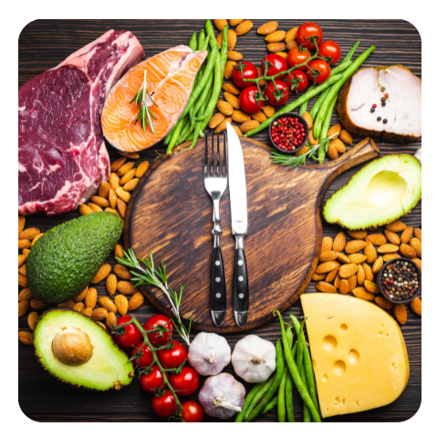 Diferencias de tu microbiota según tu dieta.